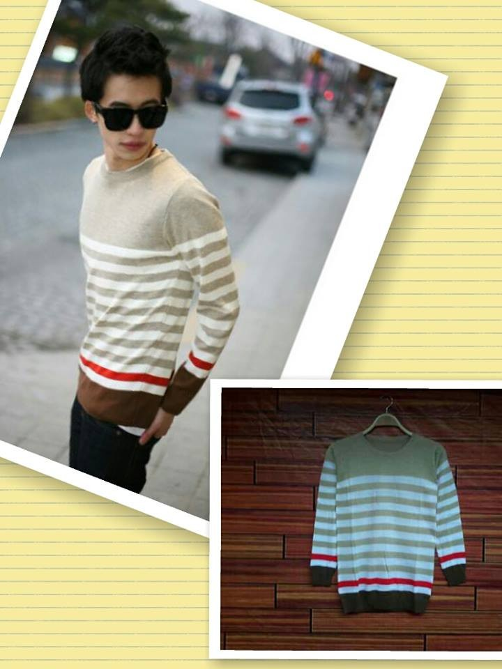 269. BROWN STRIPE